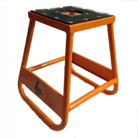 Motocross Box Stand - KTM Orange