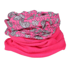 Gear Gremlin Bandana Fleece | Pink
