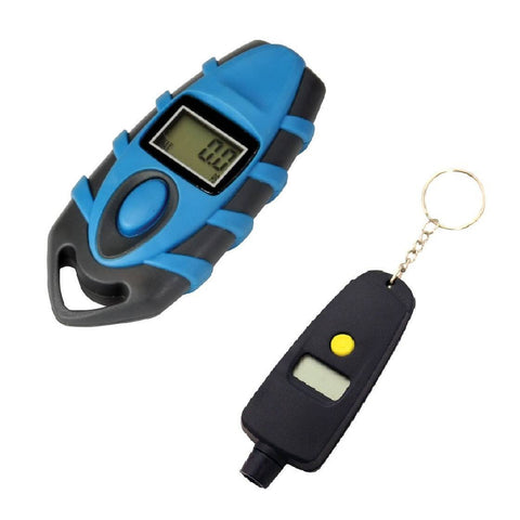Micro Digital Tyre Pressure Gauges