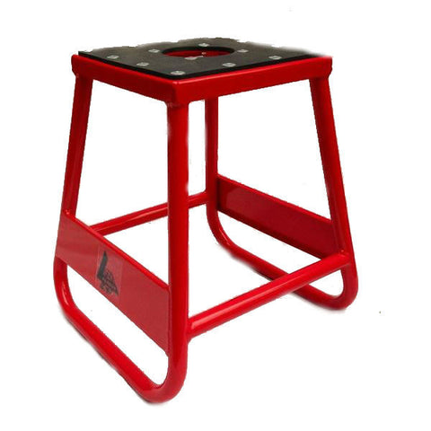 Motocross/Enduro Box Stand in Honda Red-CLEARANCE