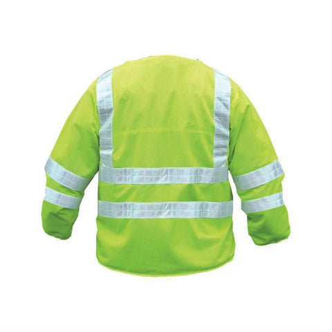 LDM Reflective Hi-Vis Over Jacket