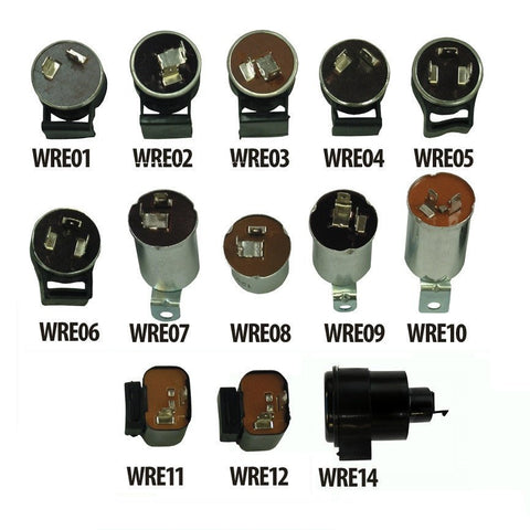 Replacement Indicator Relays