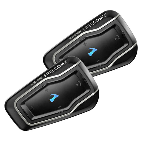 Scala Rider Freecom 2 Bluetooth System - Duo