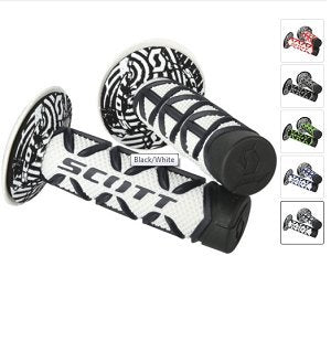 Scott Motocross Diamond Grips