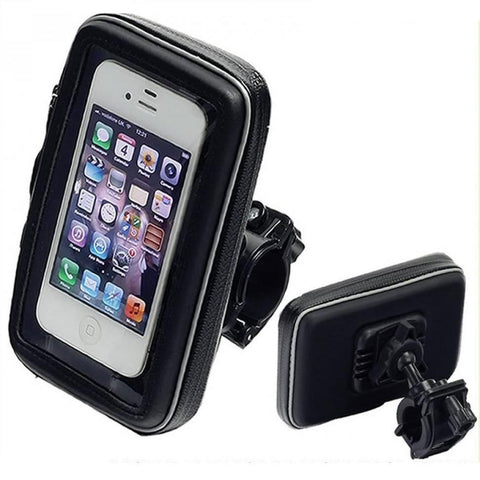 Smart Phone Holder Handlebar Mounted