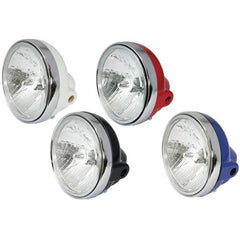 "7"" Coloured ABS Universal Headlights"