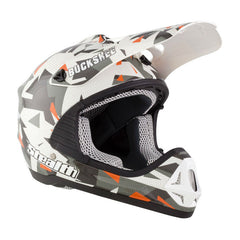 Stealth Youth GP Replica HD204 Helmet - Buckshee