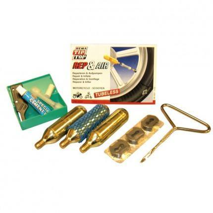 Tubless Tyre Puncture Repair Kit