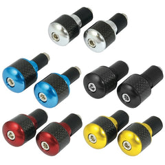 Carbon Fibre Recessed Bar End Weights