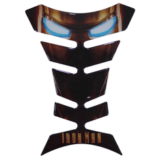 Iron Man Design Tank Protector