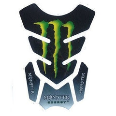 Monster Energy Style 4pc Tank Protector