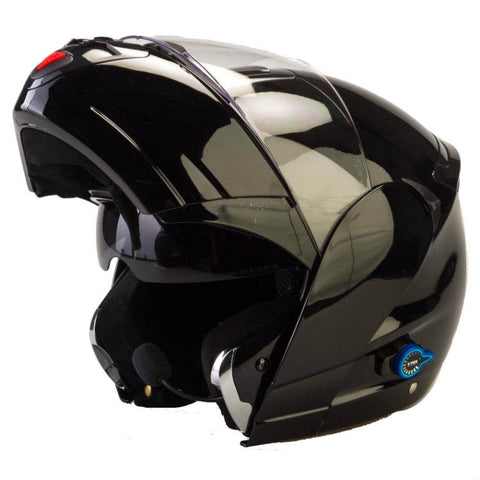 Viper RSV131 BL+ (Bluetooth) 3.0 Helmet - Black
