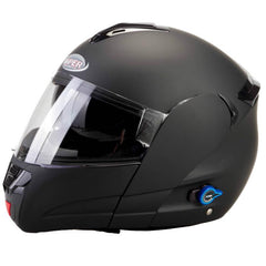 Viper RSV131 BL+ (Bluetooth) Helmet - Matt Black