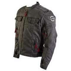 Viper Speedster Waxed Cotton Jacket CE Approved