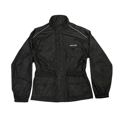 BikeTek Rain Over-Jacket