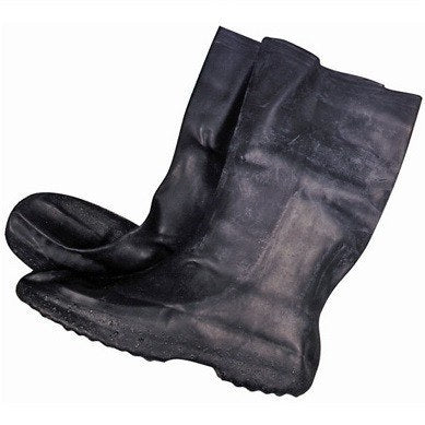 BikeTek Rubber Waterproof Overboots