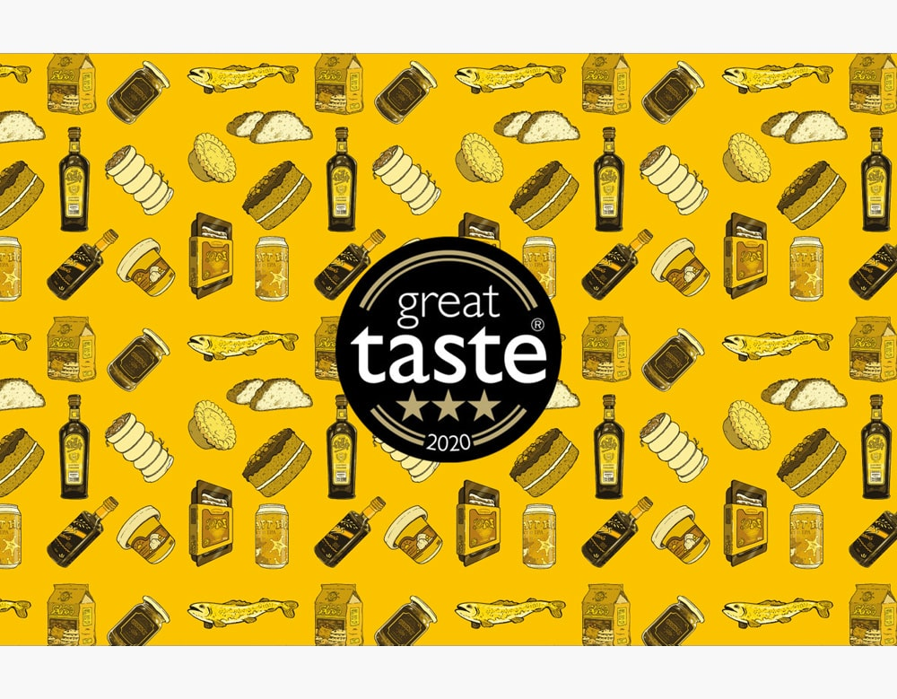 Alfred Enderby At The Great Taste Awards 2020