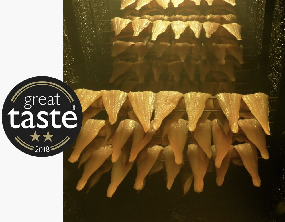Alfred Enderby Traditionally Smoked Haddock Wins At Great Taste Awards