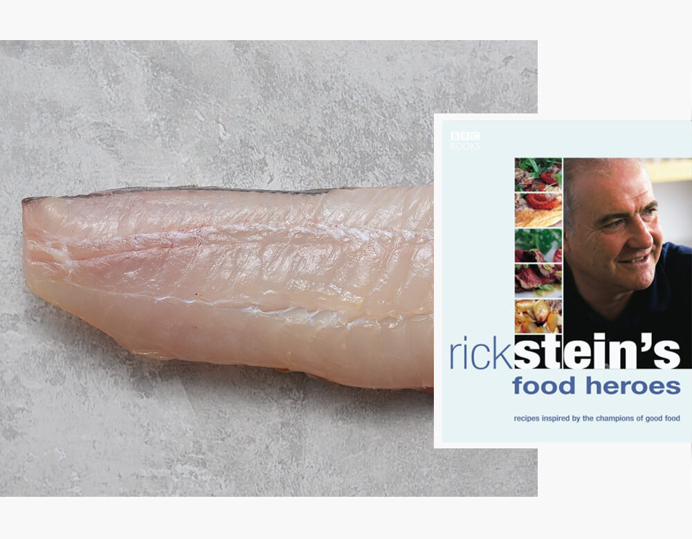 As featured in Rick Stein's Food Heroes
