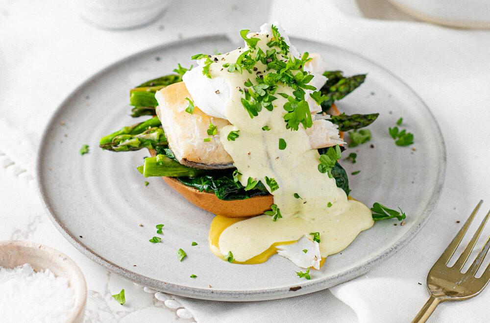 Alfred Enderby Smoked Haddock Dishes
