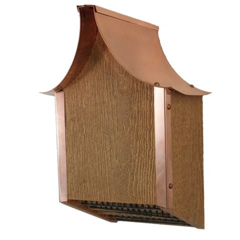 Amish Copper Roof Bat House