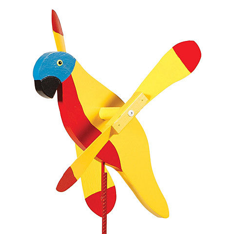 Sunshine Parrot Whirly Bird