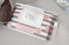 Lade das Bild in den Galerie-Viewer, WiBeut®  ( 2 er SET ) Rosa Flieder + Sweet Herz