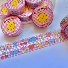 Load image into Gallery viewer, Sunny Days Washi Tape