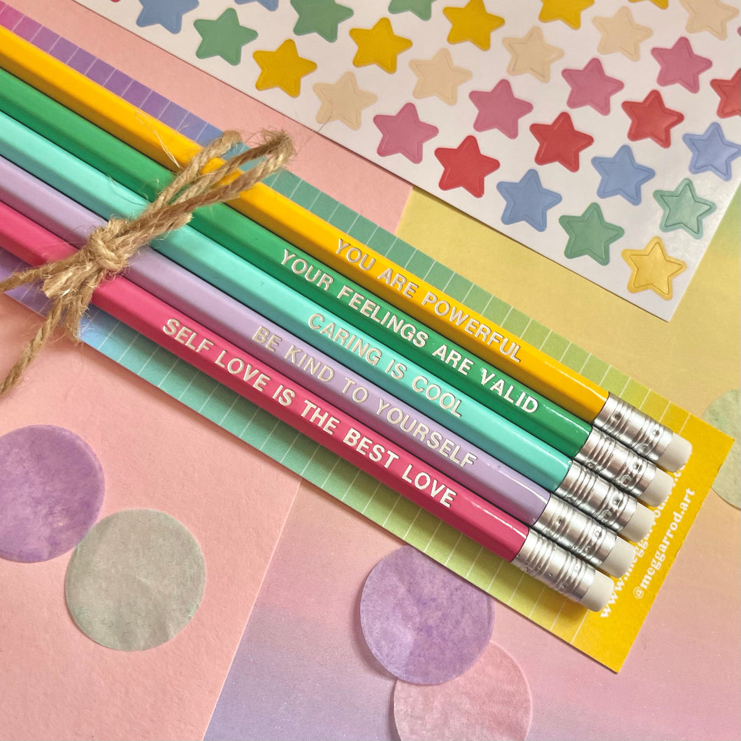 Powerful Pencil Set