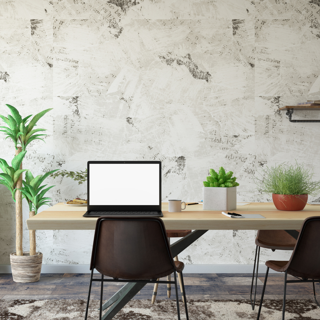 7 Hard-to-Kill Desk Plants to Refresh Your Home Office