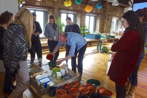 Gardening workshop - Plant Store
