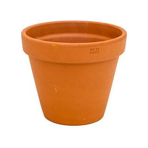 Ceramic Plant Containers  - Terracotta