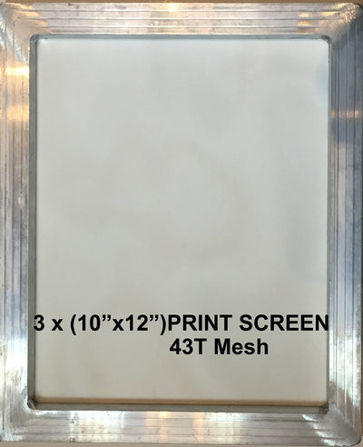 43T Printing Screen Packages