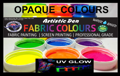 Opaque Textile UV Neon Screen Printing Ink 1L- 20kg