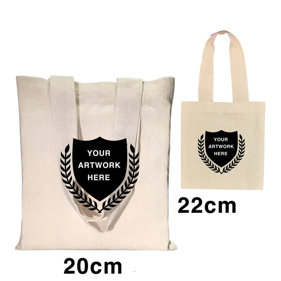 Custom Printing Twin Handle Shopping Bags S4