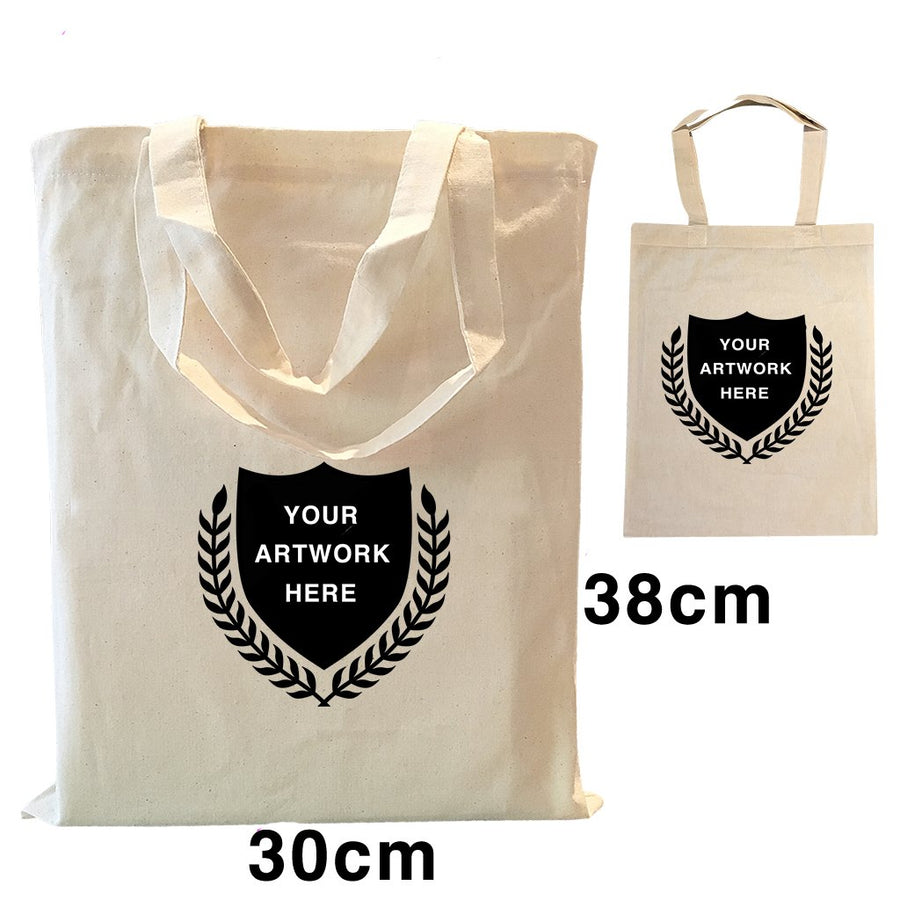 Custom Printing Twin Handle Shopping Bags S3