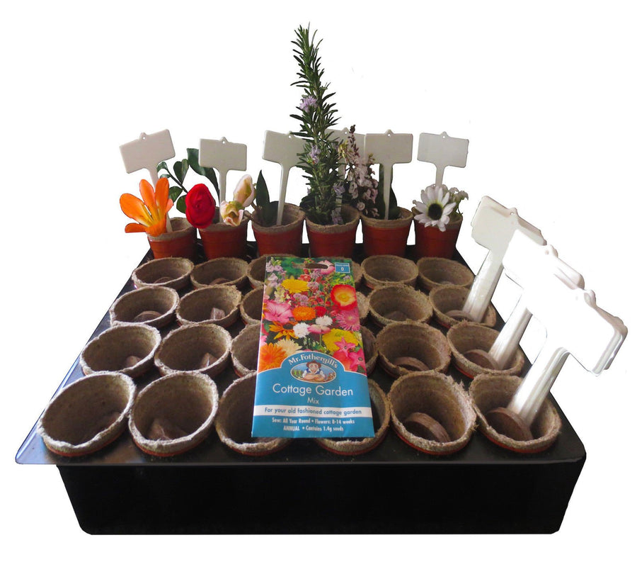 Eco Plant Kit Kids Gardening Kit