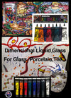 Stained Glass Paint Sets Permanent Lightfast