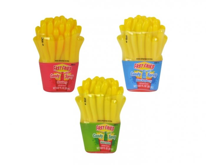 Fast Fries Candy Spray (One)