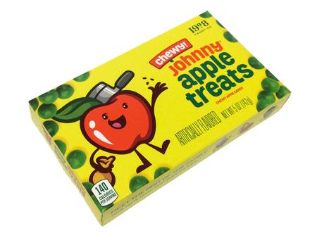 Johnny Apple Treats