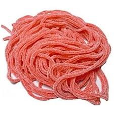 Sour Strawberry Laces 2 lb bag