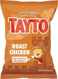 Tayto Roast Chicken 37.5g (1.3oz)