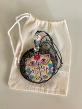 Load image into Gallery viewer, Cat Pendant Catrina Grey