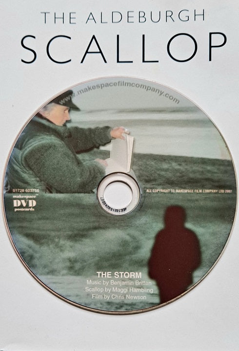 Buy The Storm DVD online from Chris Newson Art Gallery - Leiston, Suffolk