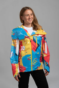 The Runner Jacket Artist Edition - Women