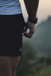 Black Training Shorts - LockrSpace