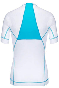 EXO1 V2 Compression Top - White