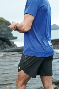 Endure Race Shorts - Black - LockrSpace