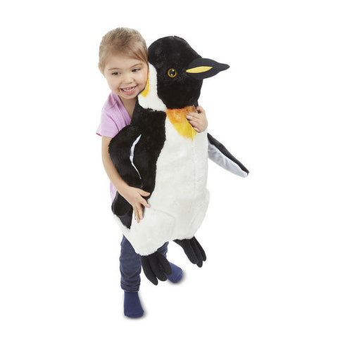 Melissa & Doug Penguin Plush Stuffed Animal