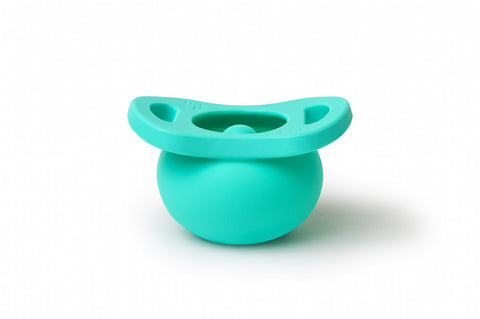 DODDLE & CO. POP Pacifier - In Teal Life
